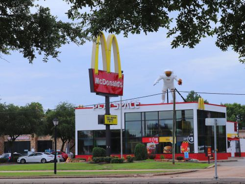McDonald's is selling popular menu items for 35 cents or less during its 'Throwback' Thursdays deal