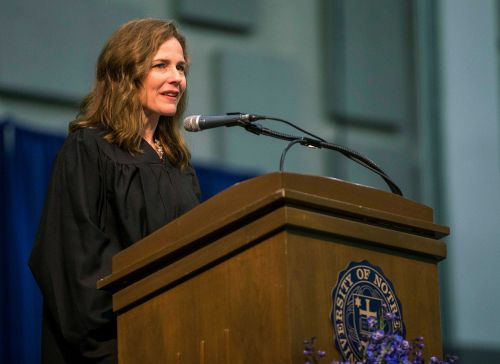 Supreme Court front-runner Amy Coney Barrett hailed by right, feared by left