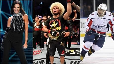 Khabib's income revealed as Forbes puts UFC champ top of 'most successful' young Russians list