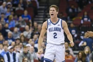 Samuels, No. 20 Villanova hold off Delaware 78-70