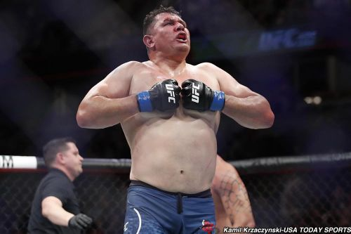 Adams vs. de la Rocha, Milstead vs. Rodriguez added to UFC Milwaukee