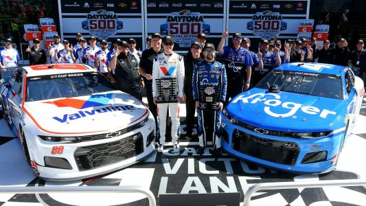 Daytona 500 lineup: Starting order, pole for 2020 race based on qualifying results