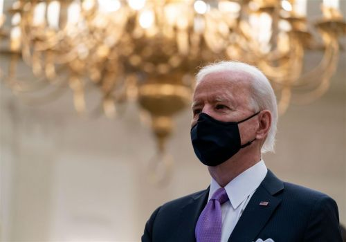 Biden takes over POTUS Twitter account, inheriting a blank slate from Trump