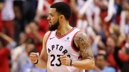 NBA playoffs 2019: Fred VanVleet says newborn son snapped him out of shooting slump