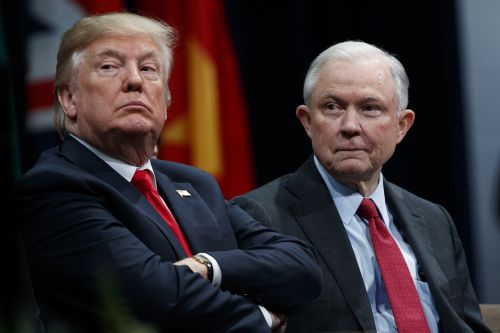 Trump ups assault on Sessions: 'I don't have an attorney general'