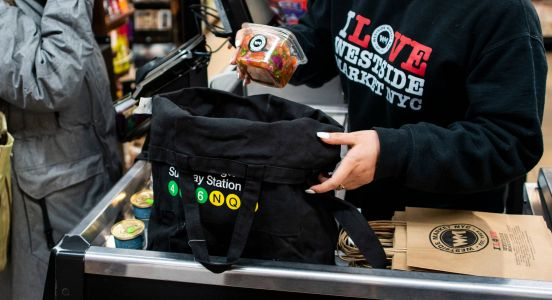 It's come to this: Liberal San Francisco Bay Area bans reusable grocery bags