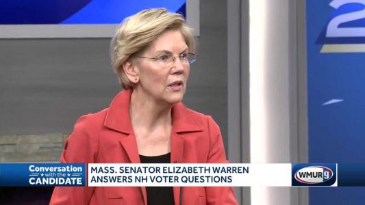 Warren says she can get support for progressive agenda