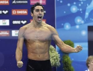Swimmer Filippo Magnini's 4-year doping ban annulled by CAS