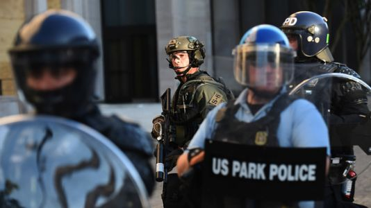 Watchdog To Review Non-Lethal Tactics Against Protesters, Including 'Heat Ray' Request