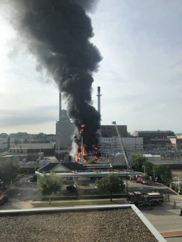 Thousands without power in Madison after fires, explosion
