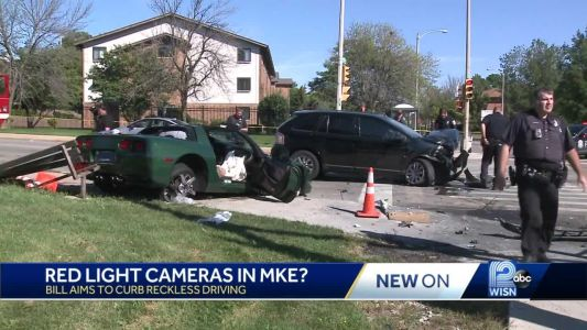 'Safe Roads, Save Lives Act' aims to catch reckless drivers in Milwaukee