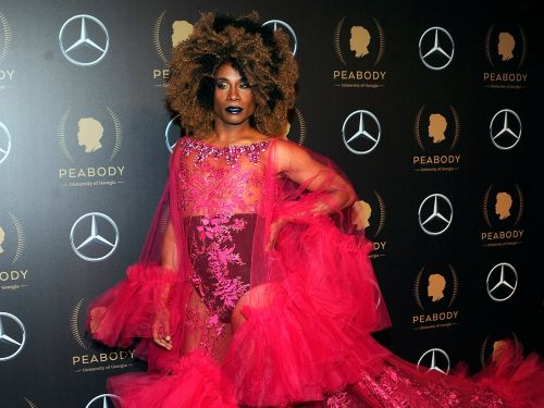 Billy Porter turned heads in a flowing sheer gown that's one of his boldest looks yet
