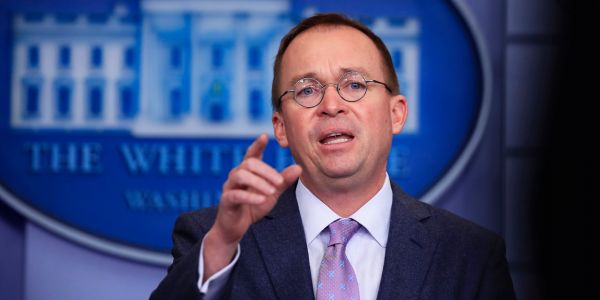Here's the transcript of Mick Mulvaney's Thursday press briefing - decide for yourself whether he confirms Trump's Ukraine phone call was an illegal quid pro quo