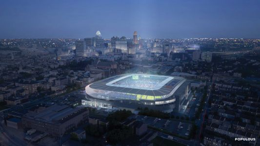 PHOTOS: Final renderings of FC Cincinnati's West End stadium