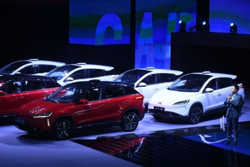 In China's Bumpy World of Electric Cars, One Startup Is Gaining Speed