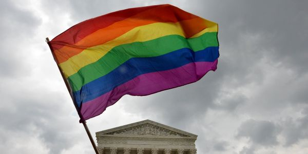 The House just passed the Equality Act which includes major protections to prevent LGBTQ discrimination