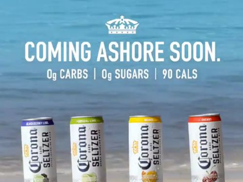 As the coronavirus goes global, Corona Hard Seltzer releases new ad about the beverage 'coming ashore soon'