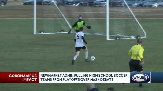 Newmarket pulls soccer teams from playoffs
