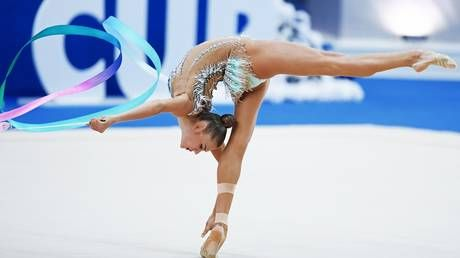 Russian world champion gymnast Alexandra Soldatova sparks concern after passing out at competition