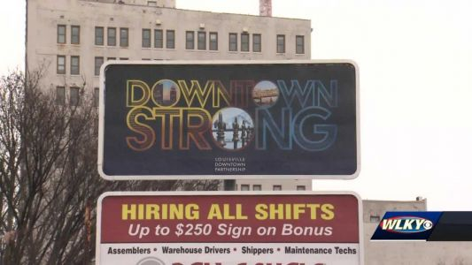 'Downtown Strong' initiative aims to revitalize downtown Louisville area, kick-start tourism