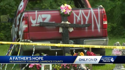 Father of girl who was killed in murder-suicide talks about daughter and wife