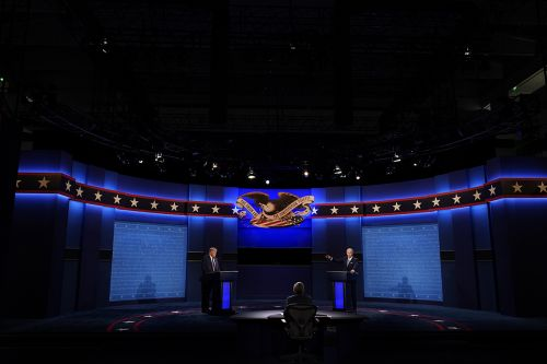 An Epic Moment of National Shame: The Debate Was an Embarrassment for the Ages