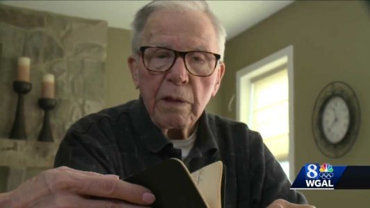 WWII veteran from Lancaster recalls 25 combat missions, why he enlisted