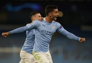 Man City rallies for 3-1 win over Porto in Champions League