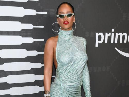 Rihanna says she inspired her own game-changing fashion show: 'It's all me as the muse.'