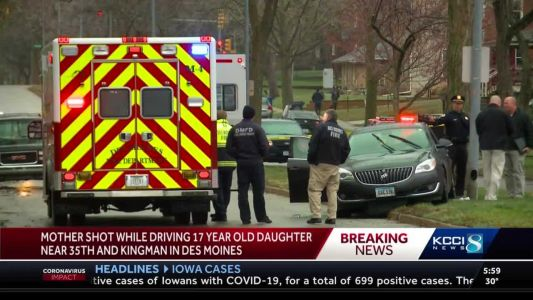 Police investigate homicide of mother who was shot while driving