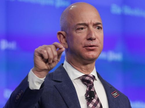 Amazon workers wrote to Jeff Bezos protesting its facial recognition contracts with police