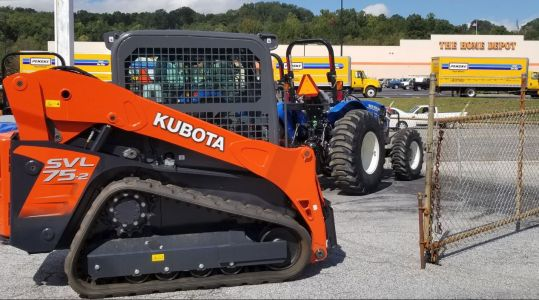 Half-million worth of heavy equipment stolen from Greenville company