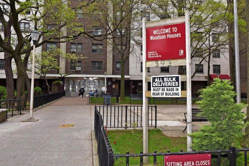 Elderly woman found strangled with phone cord around neck in Brooklyn