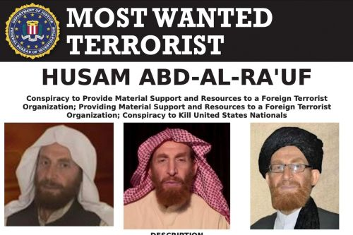 Afghanistan claims killing an al-Qaeda leader wanted by FBI
