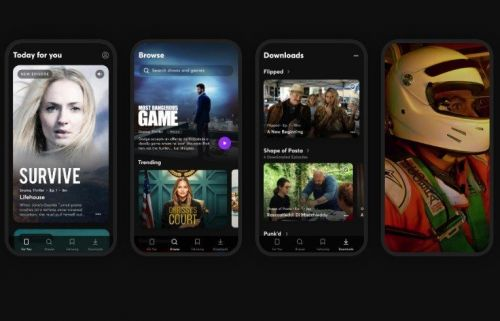 Quibi, a day after launching on the Apple TV, is shutting down