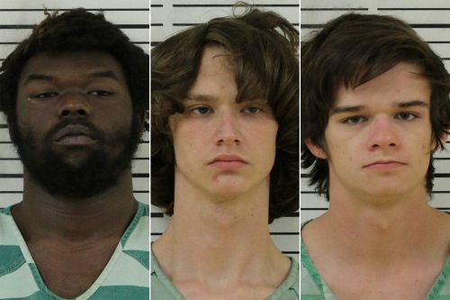 Three arrested in murder of Tennessee girl killed in her sleep by stray bullet