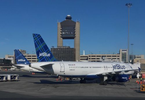 JetBlue, Delta terminals first to get Logan Airport's new rideshare plan