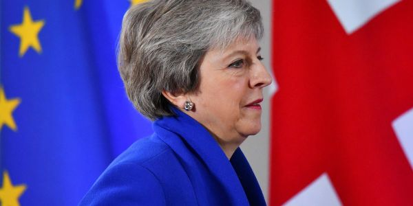 There is a 'real danger' the UK's security will be put at risk by Theresa May's Brexit deal