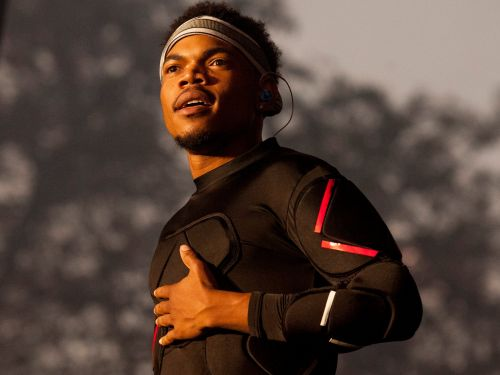Chance the Rapper says he's releasing a new album this week