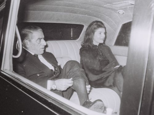 'How could you?' The day Jackie Kennedy, the world's most beloved widow, became Jackie Onassis