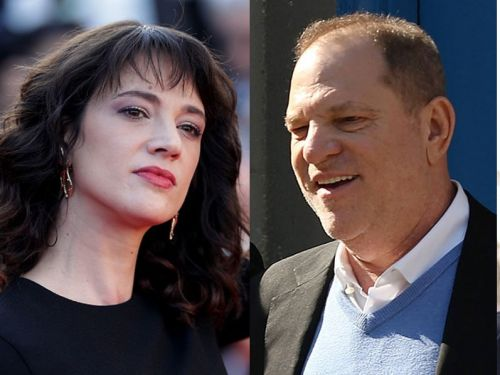 Harvey Weinstein's lawyer slams Asia Argento's 'stunning level of hypocrisy' after MeToo campaigner was accused of sexually assaulting a 17-year-old