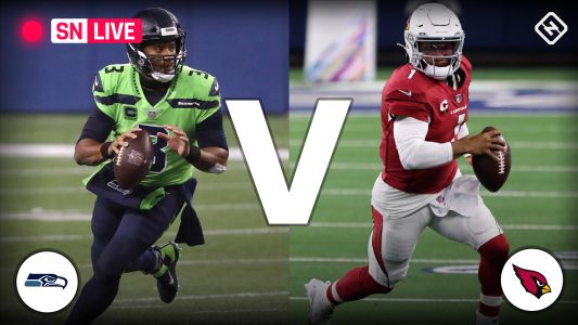 Seahawks vs. Cardinals live score, updates, highlights from 'Sunday Night Football' game
