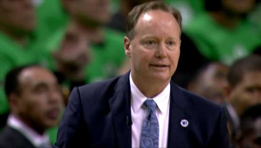 Bucks Coach Mike Budenholzer named 2020 Co-Coach of the Year