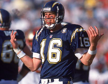 Ex-NFL quarterback Ryan Leaf arrested on domestic charge