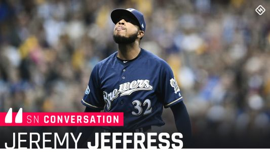 SN Conversation: Brewers' Jeremy Jeffress talks about epilepsy, rehab realizations and his dog