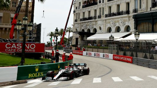 F1 Monaco Grand Prix: Qualifying results, starting lineup for 2019 race