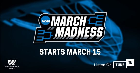 Listen to NCAA March Madness Games For FREE On TuneIn via Westwood One
