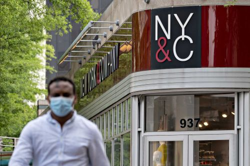 Parent company of women's clothing retailer New York & Co. files for bankruptcy