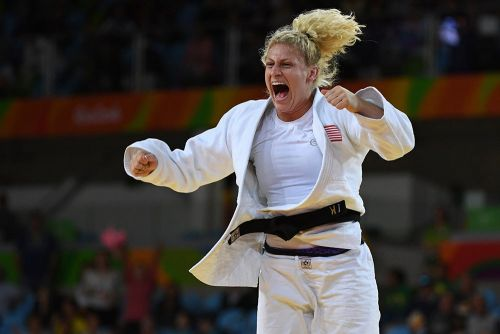 Motivated by Rousey, Nunes and Jedrzejczyk, Olympic champ Kayla Harrison eyes spot among MMA greats