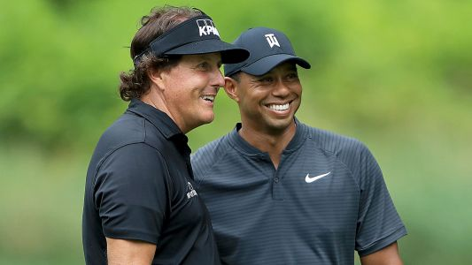 Tom Brady, Peyton Manning to join Tiger Woods-Phil Mickelson rematch for coronavirus relief